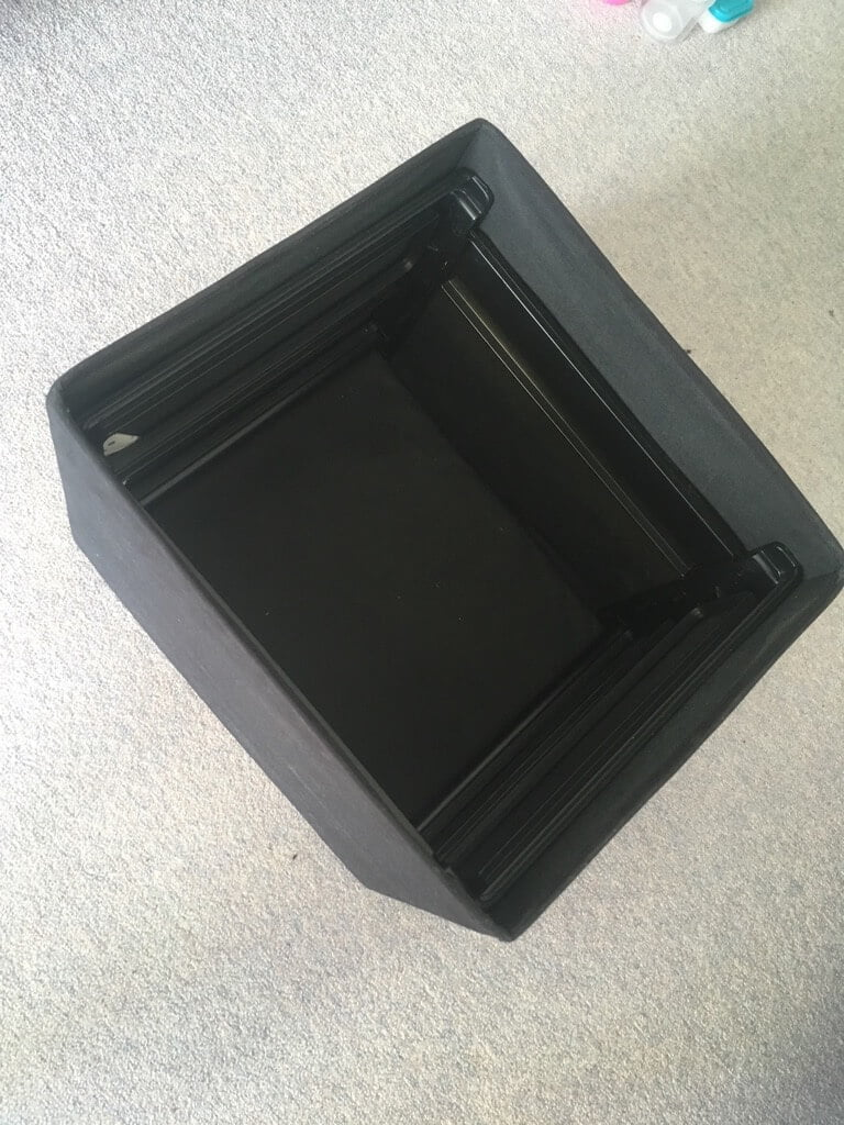 IKEA DRONA box with filing basket