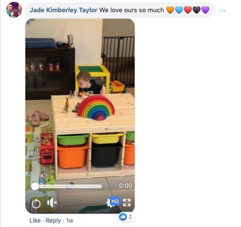 toy storage - trofast