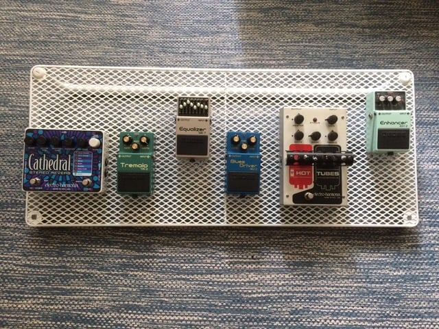 make your own pedalboard