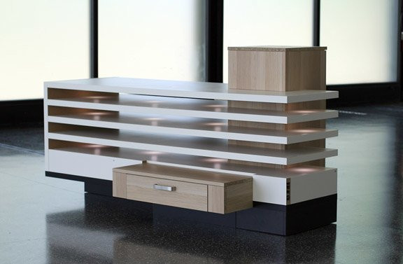 Walter Gropius buildings - IKEA model