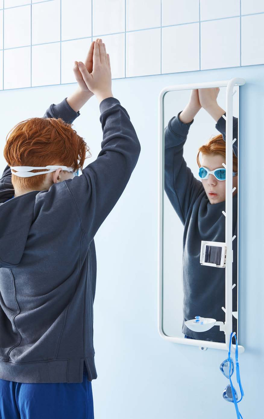 MÖJLIGHET mirror