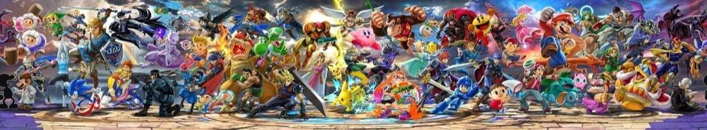 Super Smash Bros Ultimate image