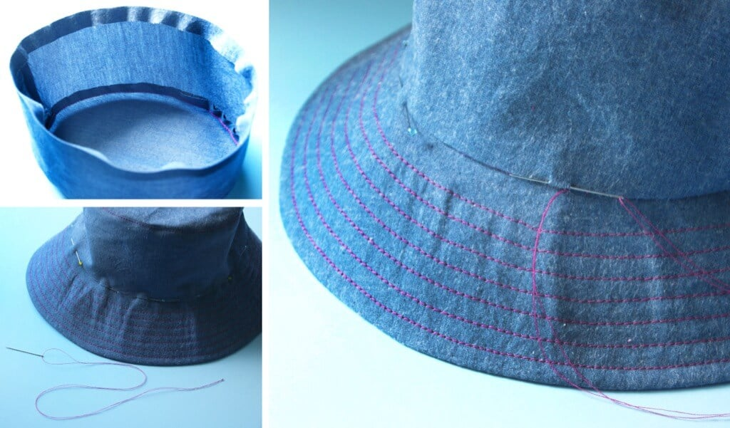 hat tutorial