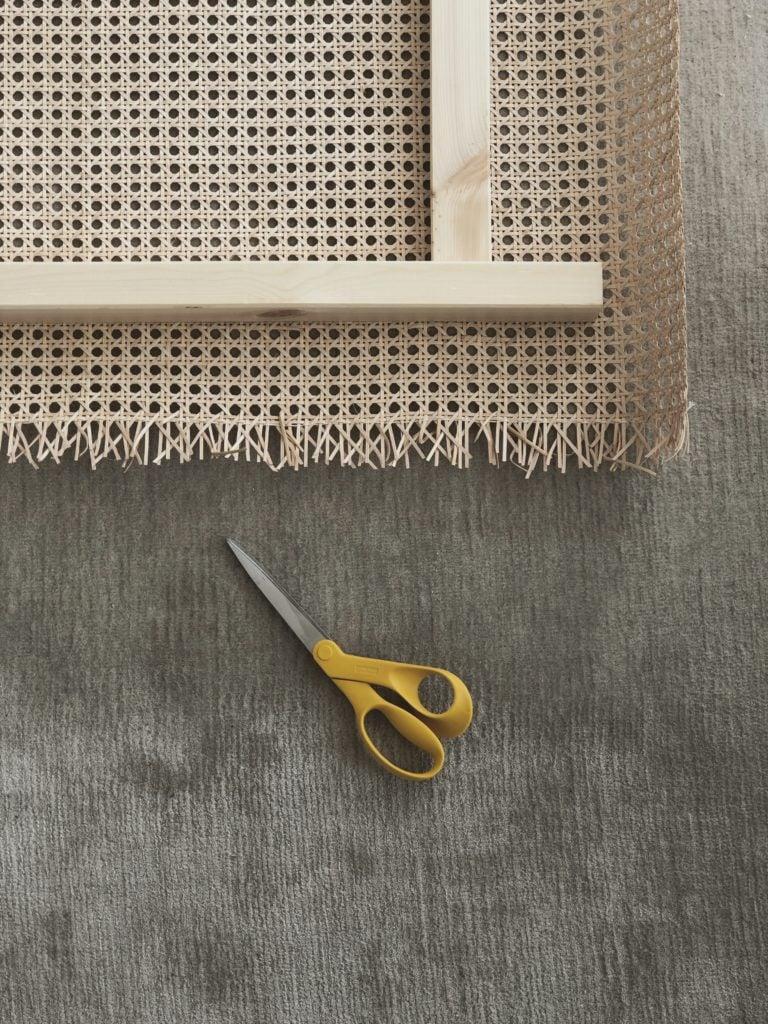 webbing DIY IKEA hack