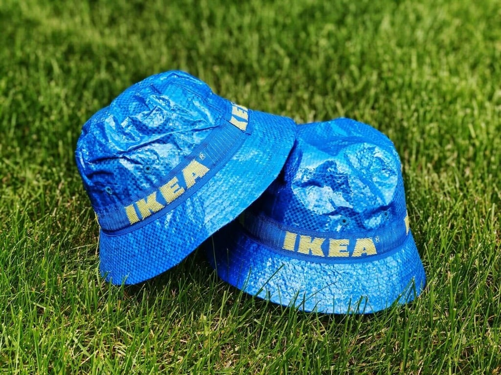 ikea knorva bucket hat