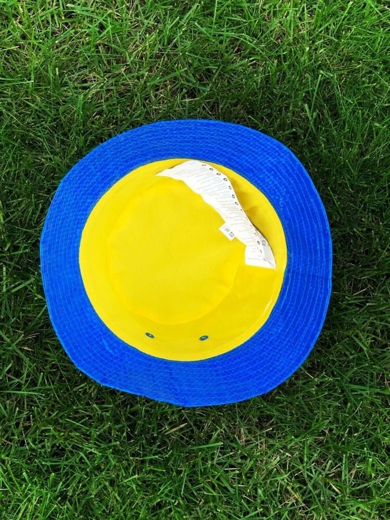 ikea bucket hat inside