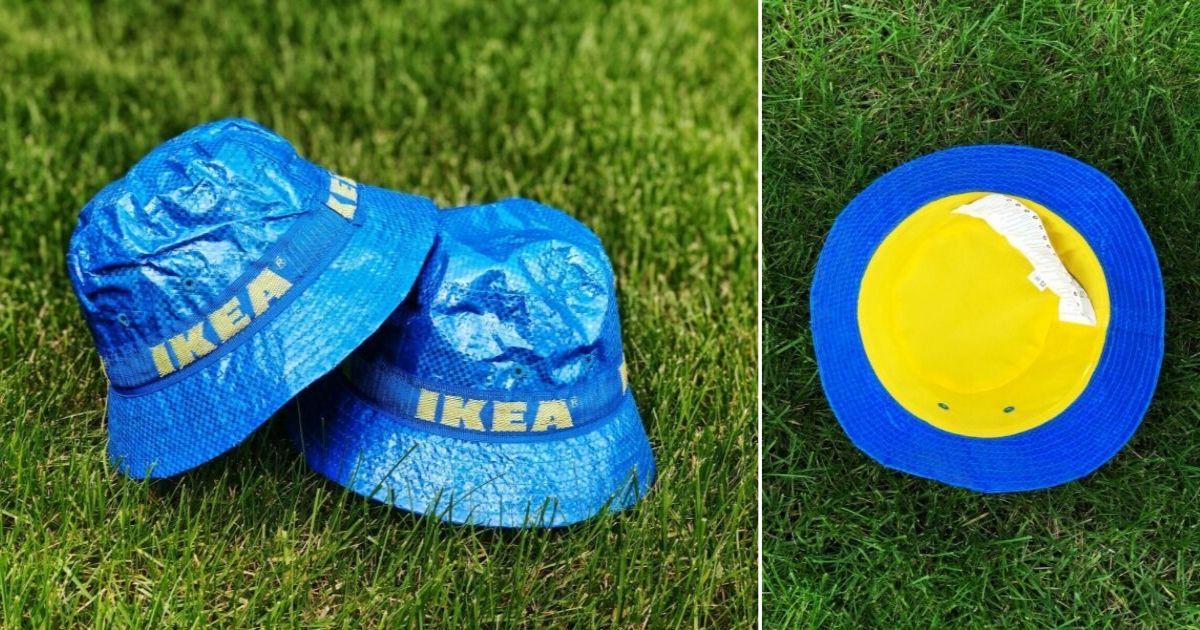 The Ikea Bucket Hat Got It If Not Hack It Ikea Hackers