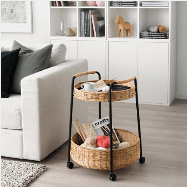 LUBBAN serving cart IKEA Catalog 2020 and 20 best new things to look out for