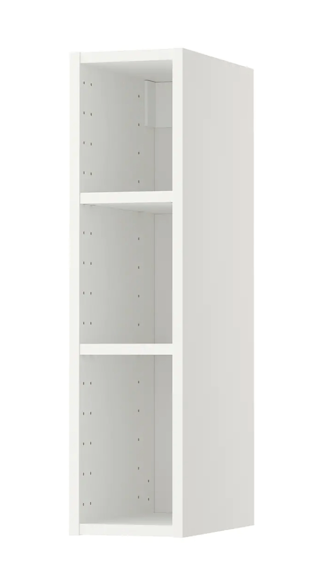 IKEA METOD wall cabinet to fill gap between kitchen cabinet and wall