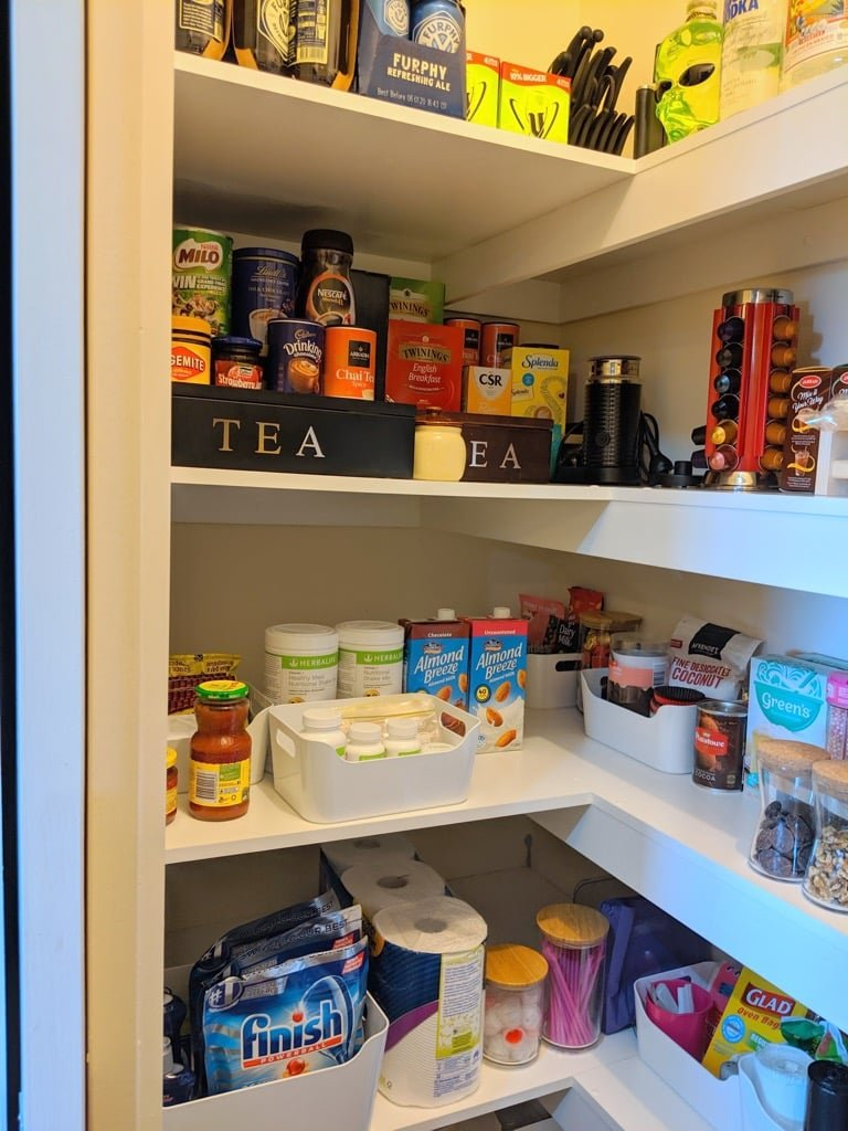 pantry all done