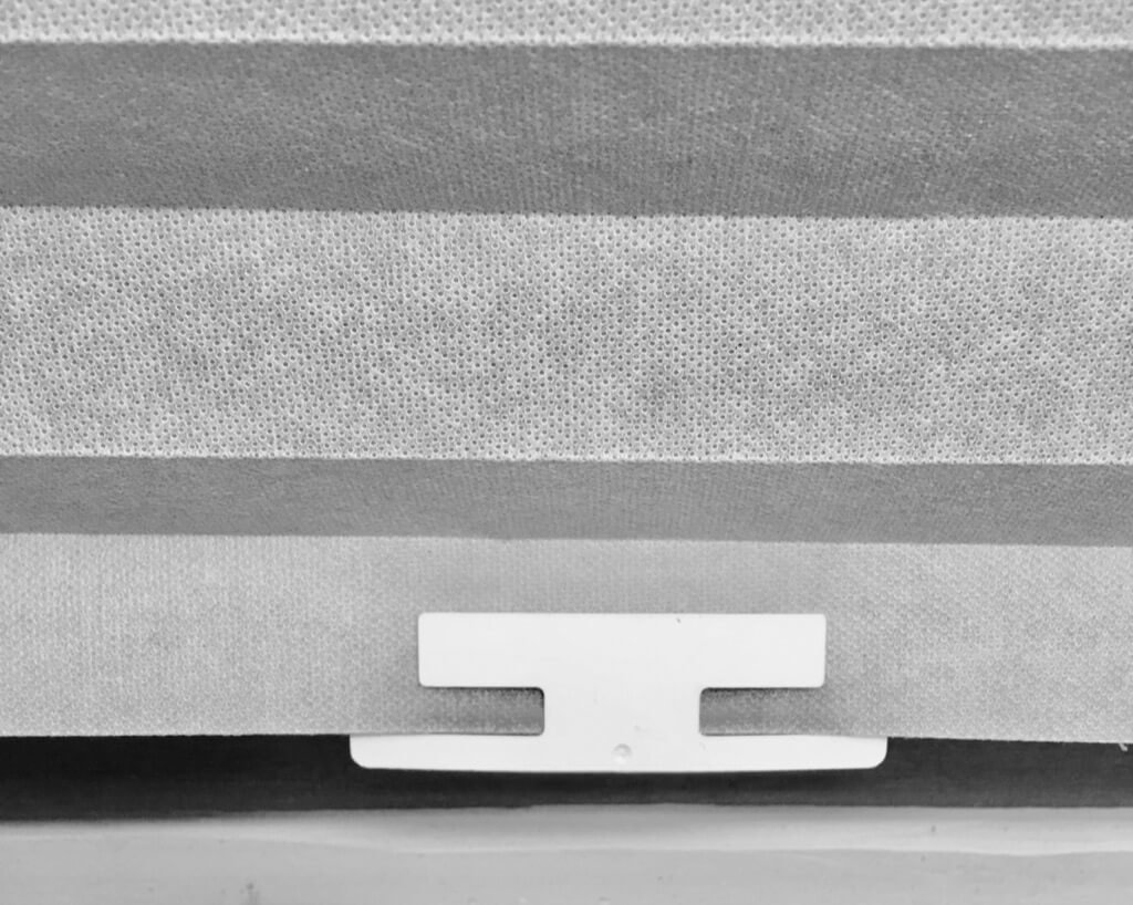 IKEA SCHOTTIS blinds clips
