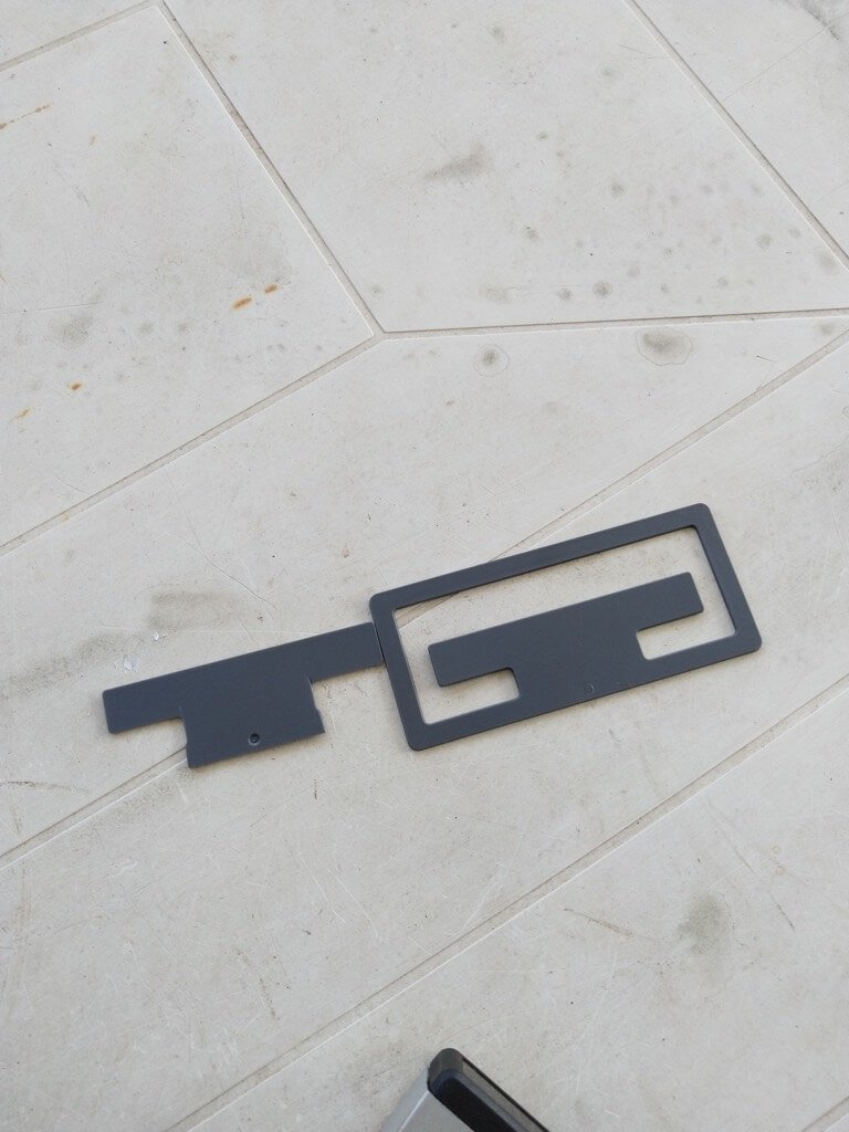 Cut clips to handles