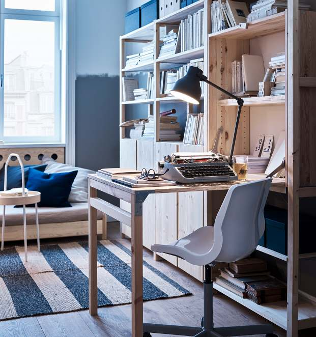 IKEA IVAR for small space