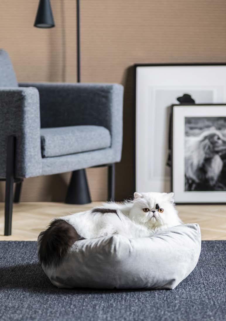 Lurvig cat bed