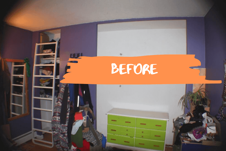 elvarli closet before