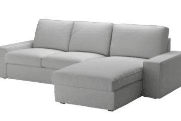 kivik sofa and chaise