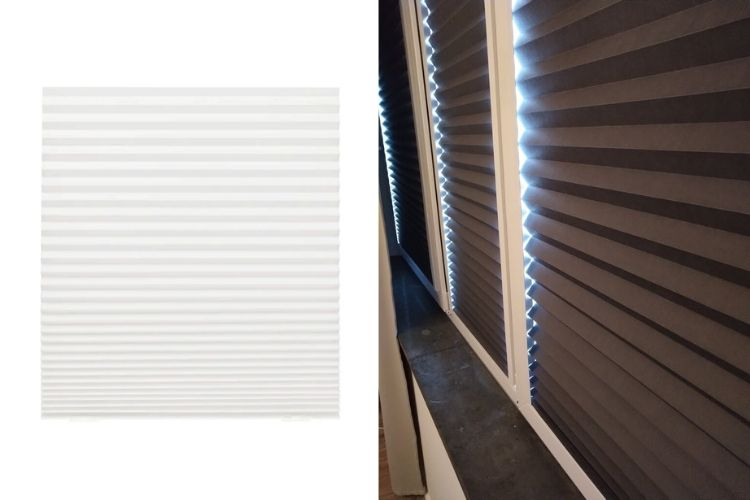 magnetic blinds built in ikea schottis
