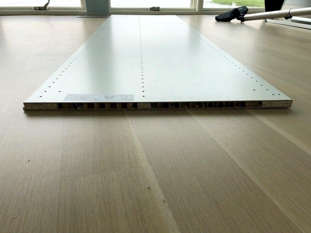 IKEA PAX frame internal structure
