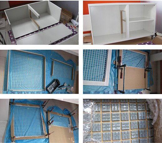 IKEA hack for rabbits