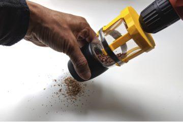 motorized spice grinder