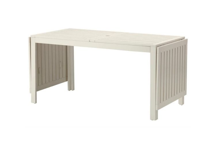 Applaro outdoor dining table
