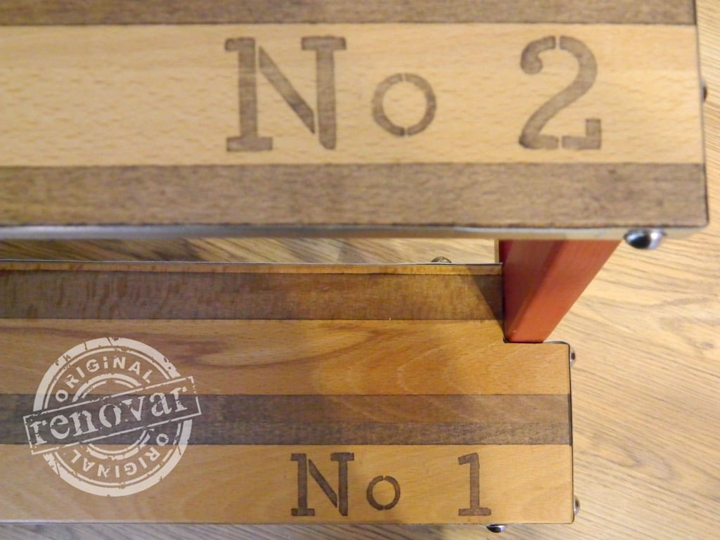 Rustic Step Stool