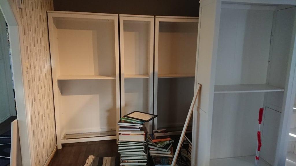Ikea Hemnes Built In Trim And Moulding Does Wonders Ikea