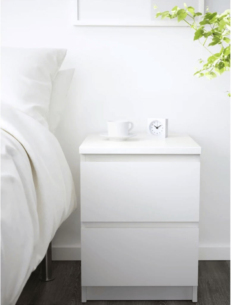 Malm nightstand - even lower price