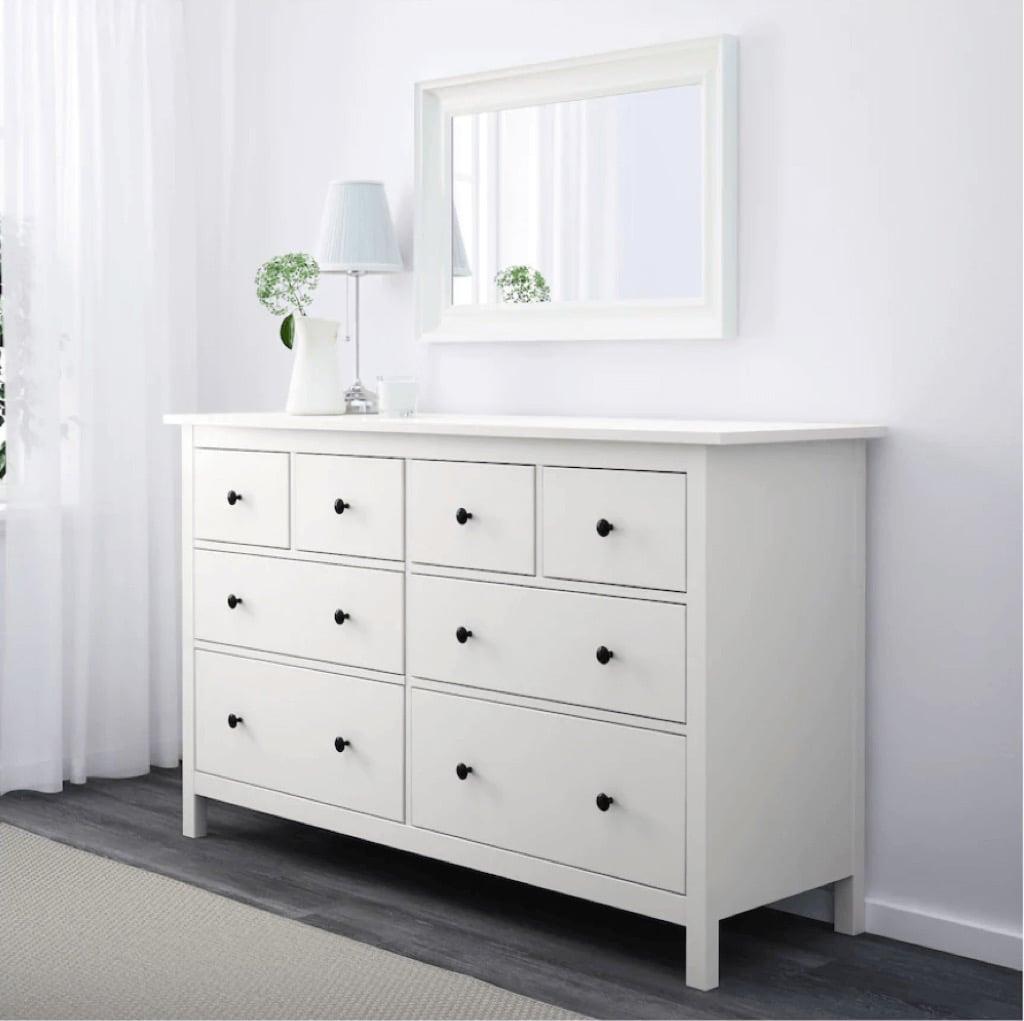 Hemnes 8 drawer chest - even lower price