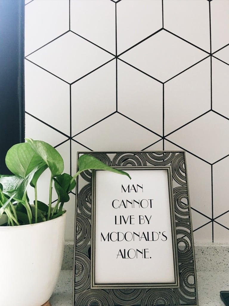 - Kitchen Renovation Reveal: Rhombus Wall Steals The Show - IKEA Hackers
