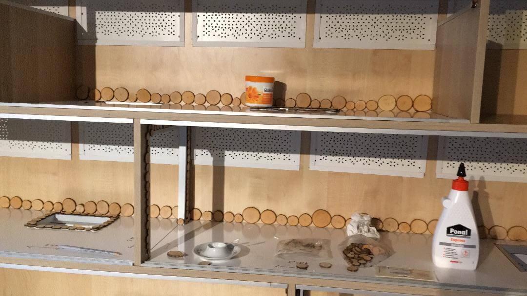 Fantastic 4-storey gerbilarium from IKEA KALLAX