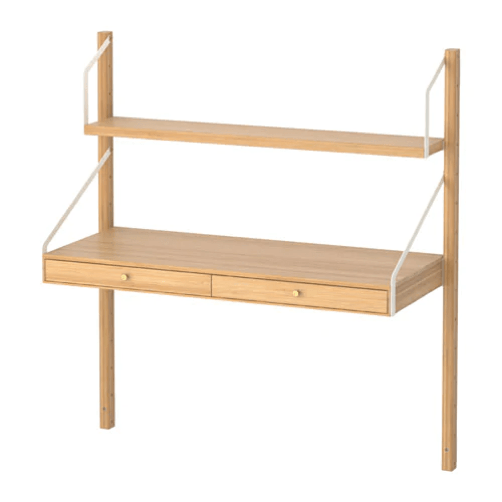 - Can I Turn The IKEA SVALNÄS Desk Into A Foldable Table? - IKEA Hackers