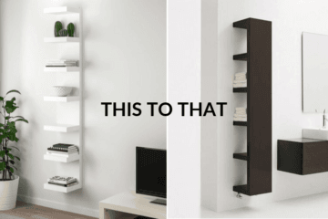 Hang lack wall unit