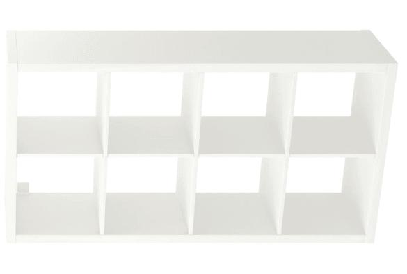 Kallax 2x4 unit