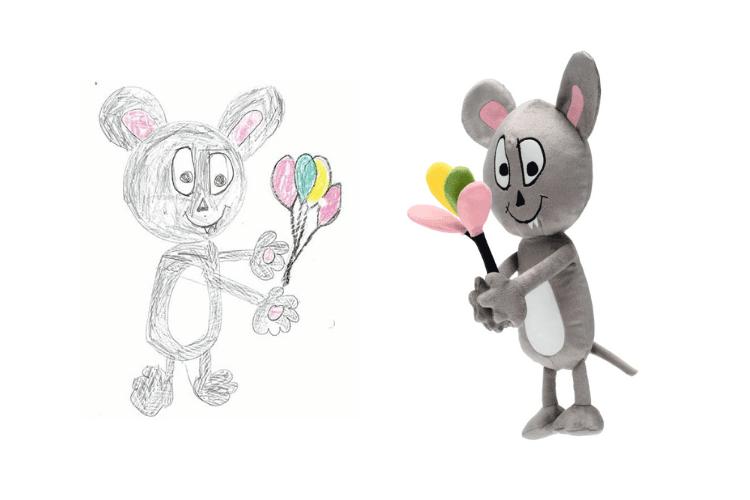 Jesse party mouse