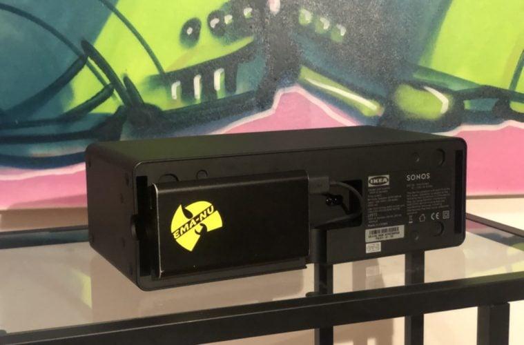 battery-powered speaker ikea symfonisk sonos move
