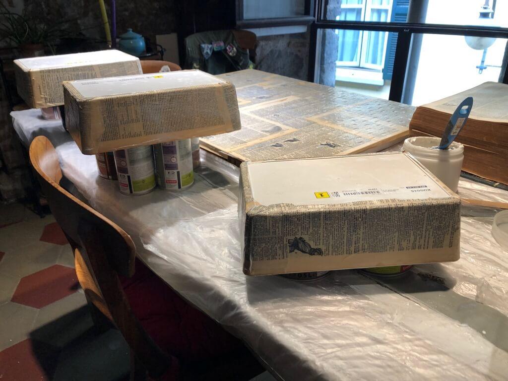 KUGGIS boxes