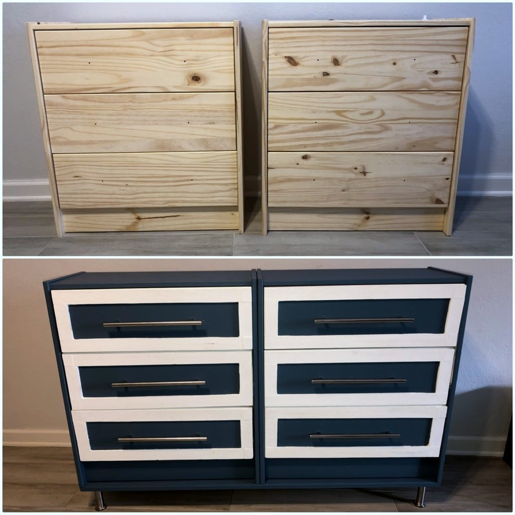 6-drawer dresser RAST hack