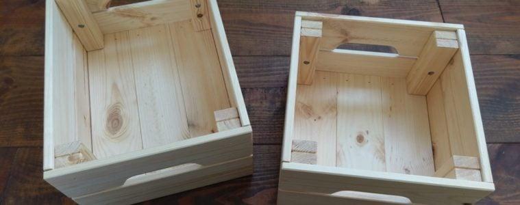 custom size knagglig crate