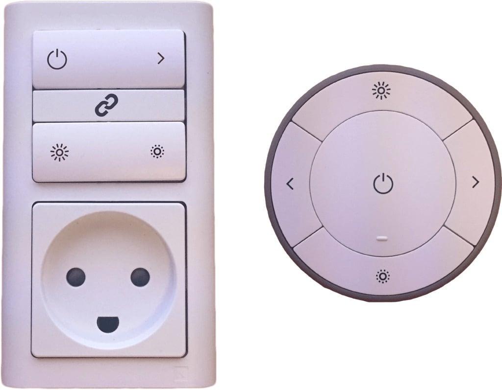 TRÅDFRI remote control wall switch