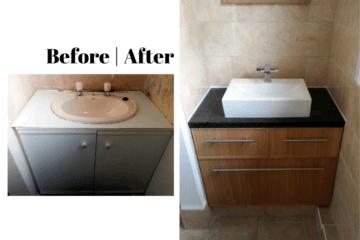 bathroom alcove cabinet ikea maximera