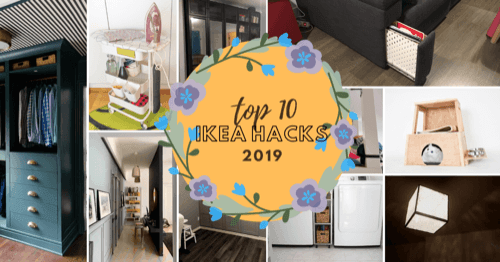 10 Best IKEA hacks of 2019
