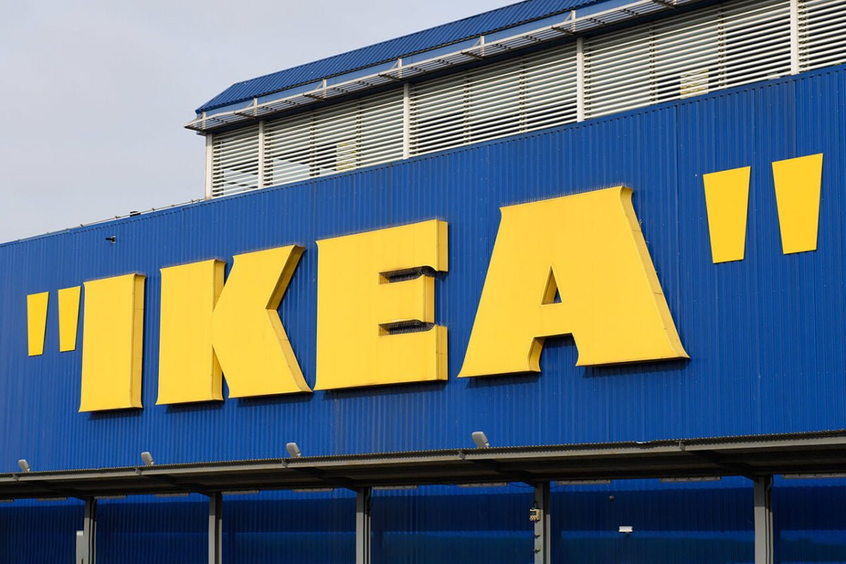 Ikea Changes Its Logo For Virgil Ablohs Markerad Ikea Hackers