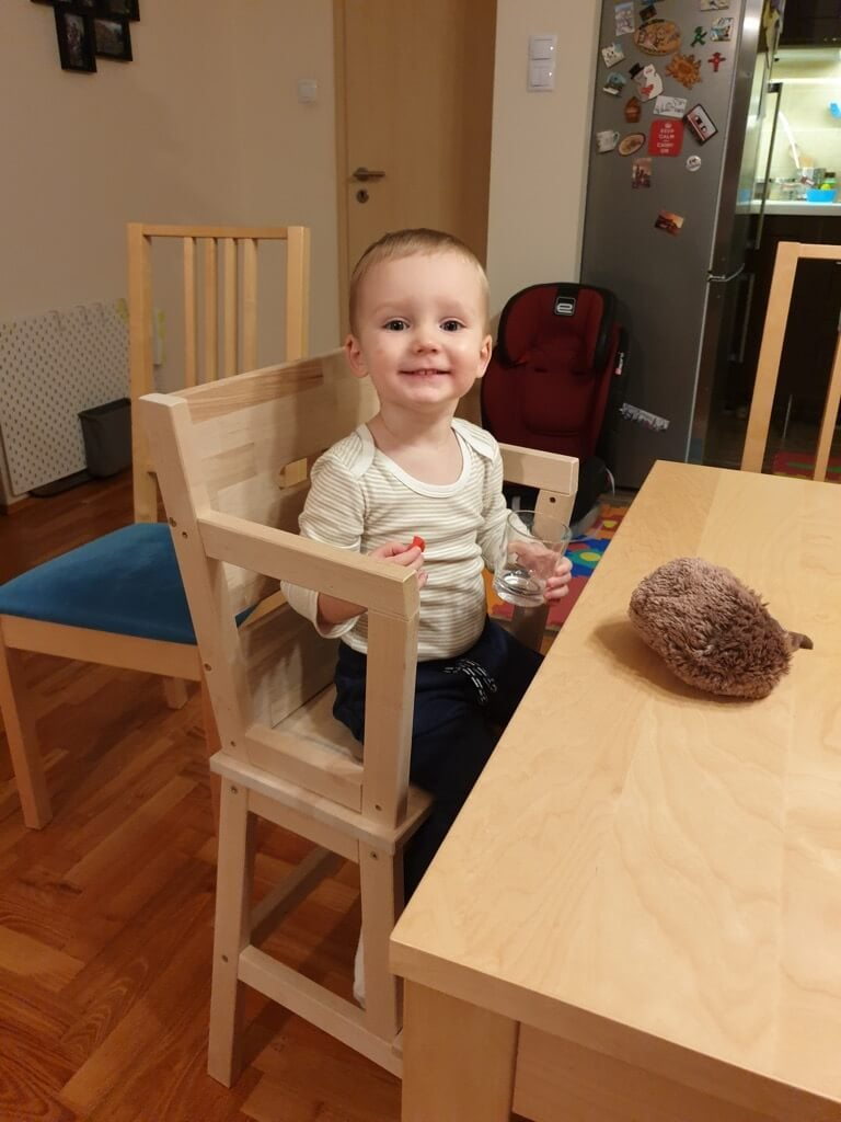 learning tower high chair ikea bekvam step stool hack