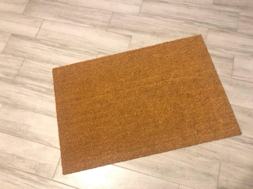 IKEA doormat - TRAMPA plain coir doormat