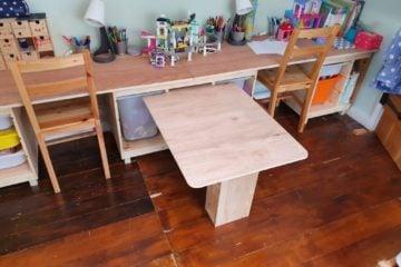 trofast kids table