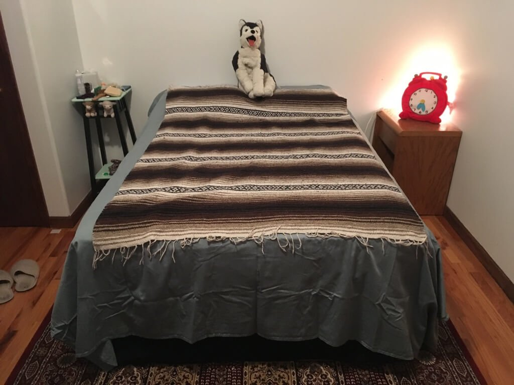 Full Size Bed Frame With Storage Hack No Tools Required