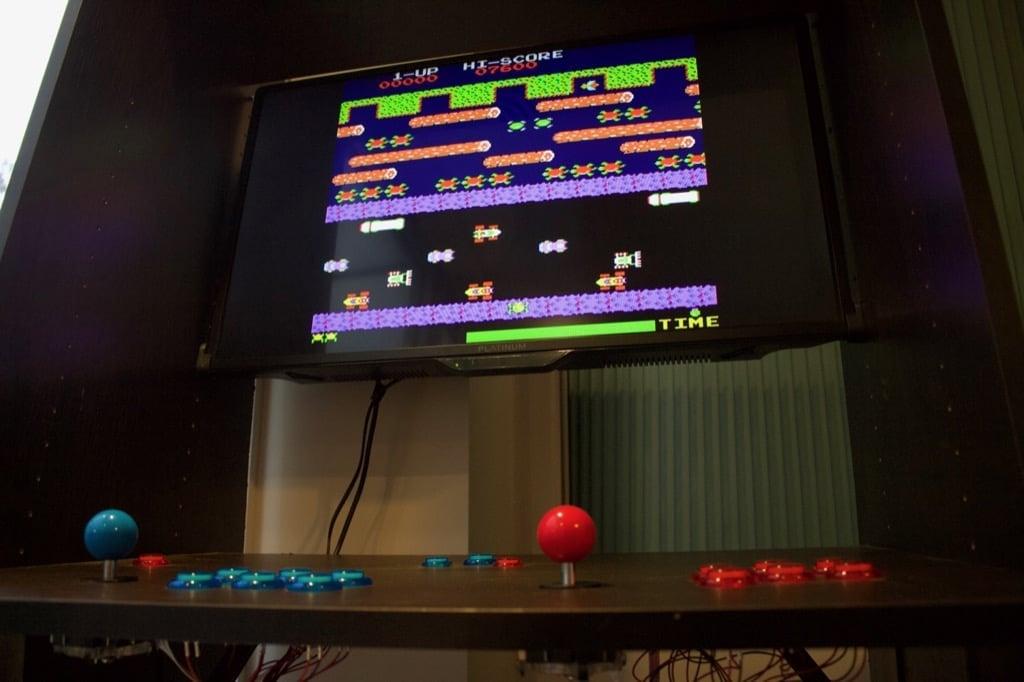 Retro Arcade
