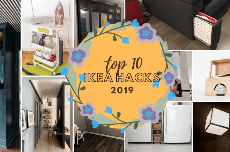 top 10 ikea hacks 2019