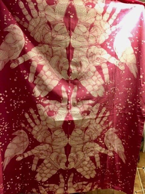 Kristine Mandsberg fabric